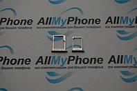 Держатель sim-карты для Samsung Galaxy A3 / A3000 / A5000 / A5 / A7 / A7000 золотой