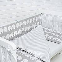 Комплект в дитяче ліжечко в категории детское постельное белье в ... 0c152cd82a175