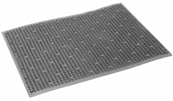 """Коврик """"Лужок"""" в прихожую 50*40 см серый, TM Idea 2278"""