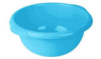 Таз для стирки 6,5 л (голубой), TM Idea 2505