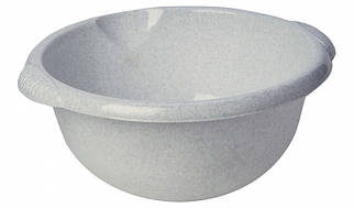 Таз для стирки 6,5 л (мрамор), TM Idea 2505
