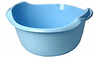 Таз для стирки 24 л (голубой), TM Idea 2508