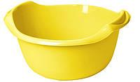 Таз для стирки 24 л (желтый), TM Idea 2508