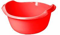 Таз для стирки 24 л (красный), TM Idea 2508