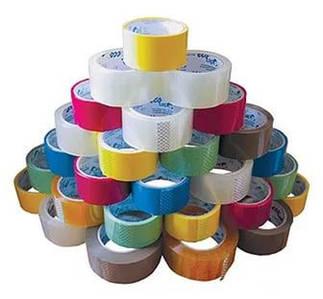 Упаковочные материалы: скотч, стрейч, ленты