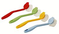 """Щетка для мытья посуды """"Колибри"""" круглая, TM Idea 5201"""