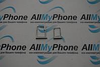 Держатель sim-карты для Samsung Galaxy A3 / A3000 / A5000 / A5 / A7 / A7000 белый