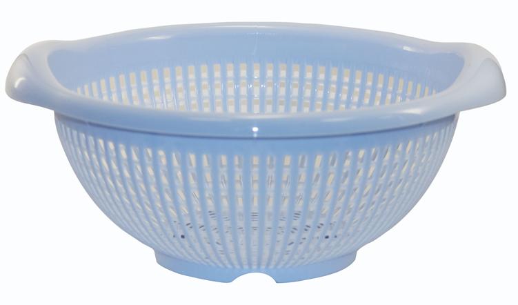 Дуршлаг для раковины 29 см (голубой) , TM Idea 1131