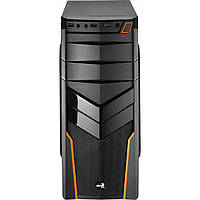 Корпус AeroCool PGS V2 X (Orange) (4713105952674)