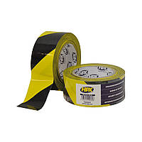Safety Tape - самоклеющаяся лента безопасности НРХ для вертикальной разметки