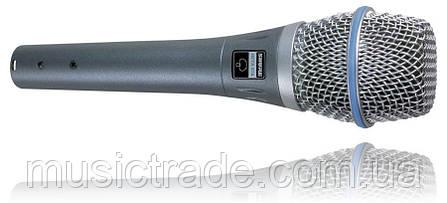 Вокальный микрофон Shure Beta 87с