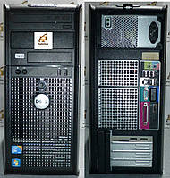 Системний блок Dell Optiplex 780 Tower (Core2Duo E8500/DDR3 4Gb/HDD 160Gb/ATI Radeon 3470/DVD)