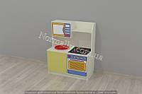 Детская кухня для игры (800*420*1000h)