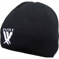 Шапочка зимняя SWIFT Beanie (черная), фото 2