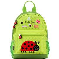 Рюкзак для девочек дошкольный 534 Cute Bugs K17-534XXS-1 Kite