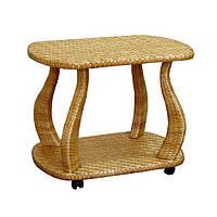 Стол «СЖ-4/1» из лозы.