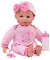 Кукла-пупс со звуковыми эффектами 38 см DollsWorld (8105)