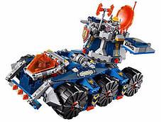 Конструктор Lele серия Nexo Soldiers 79308 Боевая башня Акселя (Аналог Lego Nexo Knights 70322), фото 3
