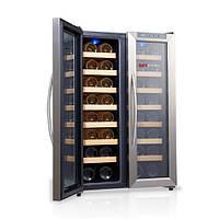 Шкаф холодильный для вина GGG WKM100-2S (2 камеры), фото 1