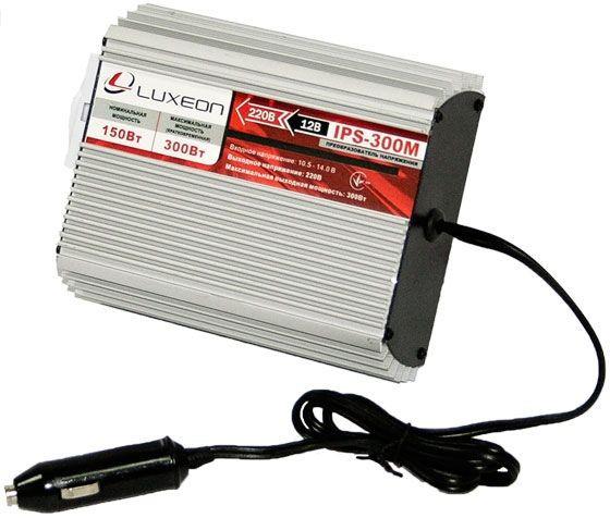 Автомобильный инвертор Luxeon IPS-300M
