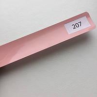 Горизонтальные жалюзи светло-розовые