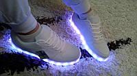 Светящиеся LED кроссовки (р 36-40)
