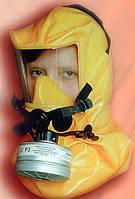 Капюшон  фильтрующий   для самоспасения во время пожара