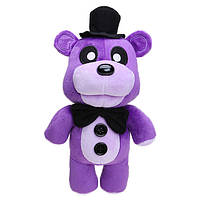 Мягкая игрушка  Пять ночей с Фредди Purple Freddy Фиолетовый Фредди 28 см FNAF48-15