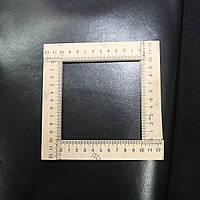 Кожа для пошива овчина Ayakabilik kal.1.0mm siyah (1206дц)