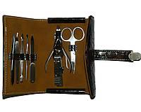 Маникюрный набор 8 предметов ,удобная компактная сумочка