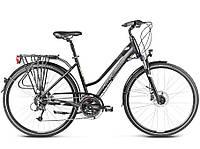 Городской велосипед KROSS TRANS ARCTICA (original) женский (2017) (Польша)