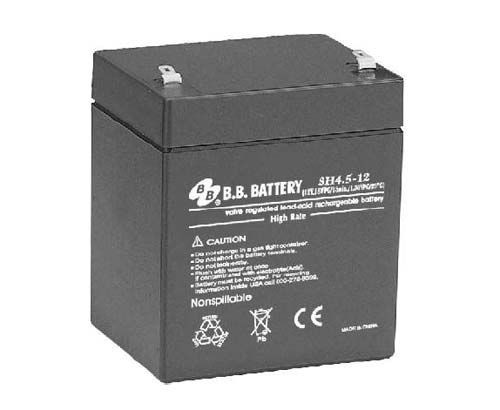 Аккумулятор BB Battery SH4.5-12