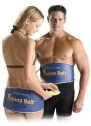 Пояс Сауна Белт (Sauna Belt) для похудения