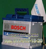 Аккумулятор bosch s4 silver 6СТ-52 евро