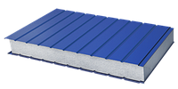 Сэндвич-панели стеновые ПП 50мм
