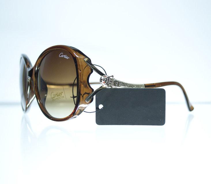 Романтичные женские солнцезащитные очки