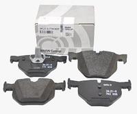 Оригинальные задние тормозные колодки BMW: X5 (E 70, F15 F85), X6 ( E71/E72, F16 F86)
