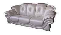 """Кожаный диван, """"Loretta-3"""""""