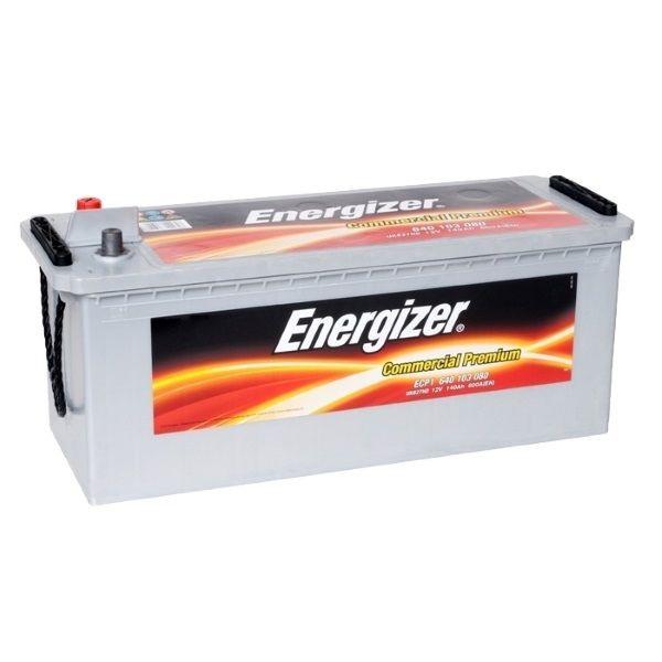 Аккумулятор Energizer Commercial Premium r 6ст-200 L+