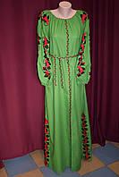 """Вишита жіноча сукня """"Магія квітів"""", фото 1"""