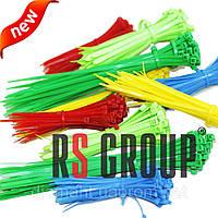 Цветная кабельная стяжка, фото 1