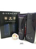3373 Набор Givenchy Play For Her Intense Eau de Parfum ПАРФЮМ 75 мл + ПАРФЮМИРОВАНЫЙ крем для тела