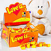 Жвачки LOVE IS... апельсин ананас