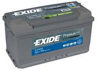 Аккумулятор Exide 6ст-100 R+ (900A) 353*175*190