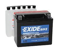 Аккумулятор Exide 6ст-12 L+ (165A) 134*80*160
