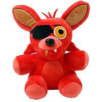 Мягкая игрушка  Пять ночей с Фредди Foxy Фокси 25см FNAF48-3