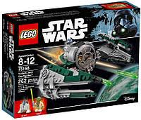 LEGO Star Wars Звёздный истребитель Йоды™ 75168