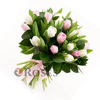 "Букет ""Медина"" 23 тюльпана"