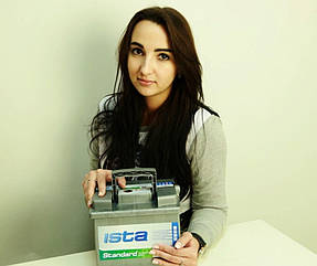 Аккумулятор ISTA 6СТ-100 Standard EUR