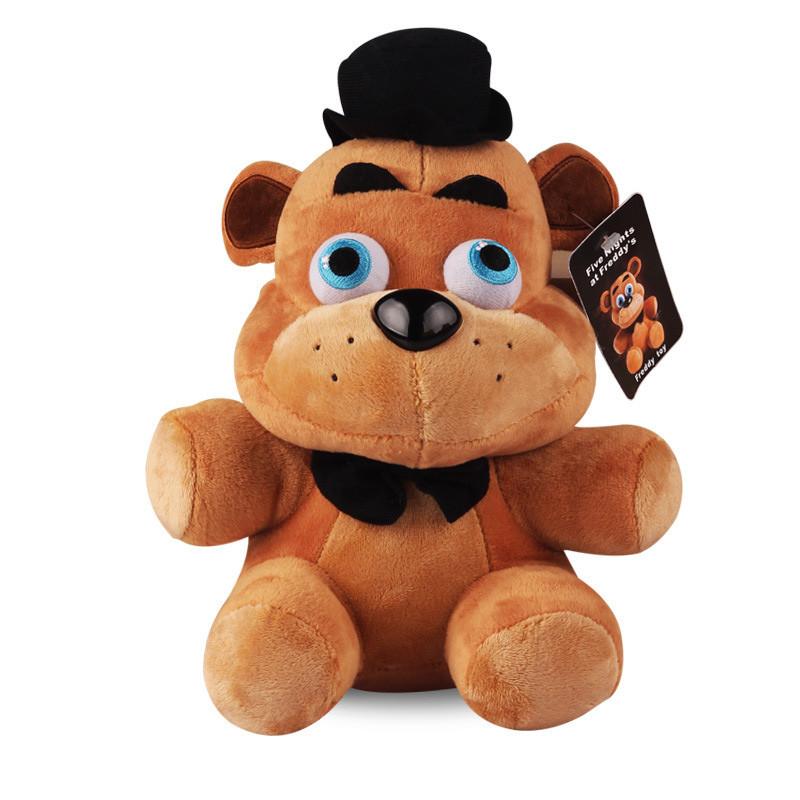 Мягкая игрушка  Пять ночей с Фредди Freddy Фредди  25см FNAF48-1